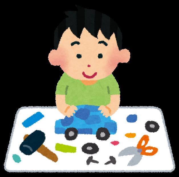 子どもの作品の整理術